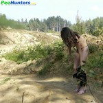 Porn Pictures - PeeHunters.com - Girls Pissing Outside